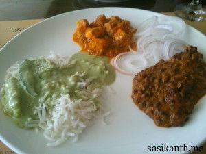 Indijoe Restaurant Review by Sasikanth Paturi