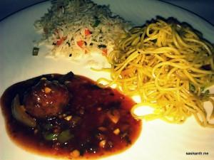 A'la Liberty Restaurant Review by Sasikanth Paturi