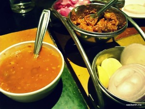 Reshmi's Classic Restaurant Review by Sasikanth Paturi