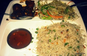Udupy's Ahar Restaurant Review by Sasikanth Paturi