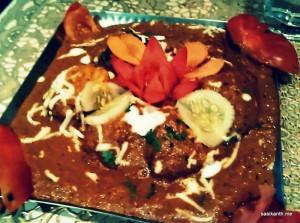 Saranngi Restaurant Review by Sasikanth Paturi