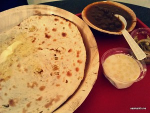 Aao Khao Restaurant Review by Sasikanth Paturi