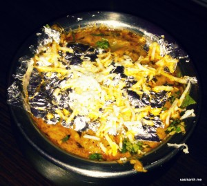 Shubham Veg Dhaba Review by Sasikanth Paturi