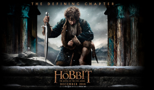 The Hobbit -The Battle of the Five Armies