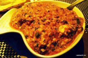 Jashn Restaurant Review by Sasikanth Paturi