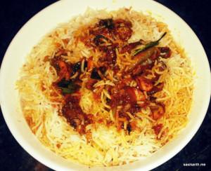 Kritunga Restaurant Review by Sasikanth Paturi